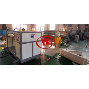 800mm Plastic PVC sheet extrusion line for PVC edge banding making machine