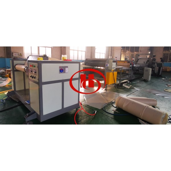 800mm Plastic PVC sheet extrusion line for PVC edge banding making machine