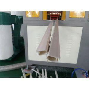 Double cavity PVC window glass clamping profile making machine PVC WPC profile machine