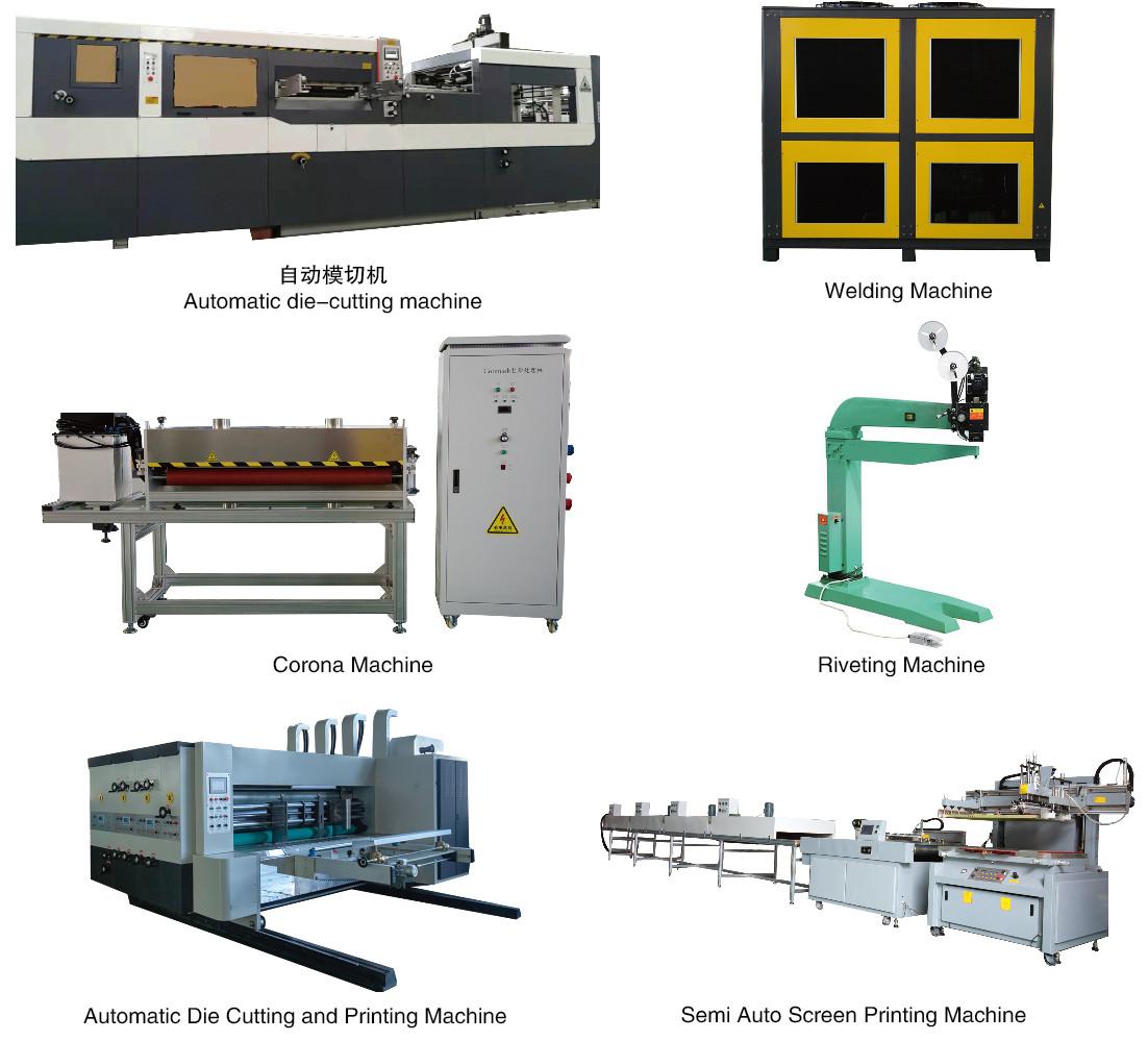 Tongsan Pp corrugated box manufacturing machine