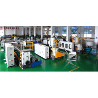 Our PP hollow corrugated sheet machines and Plastic corrugated box making machine passed the CE certificate
