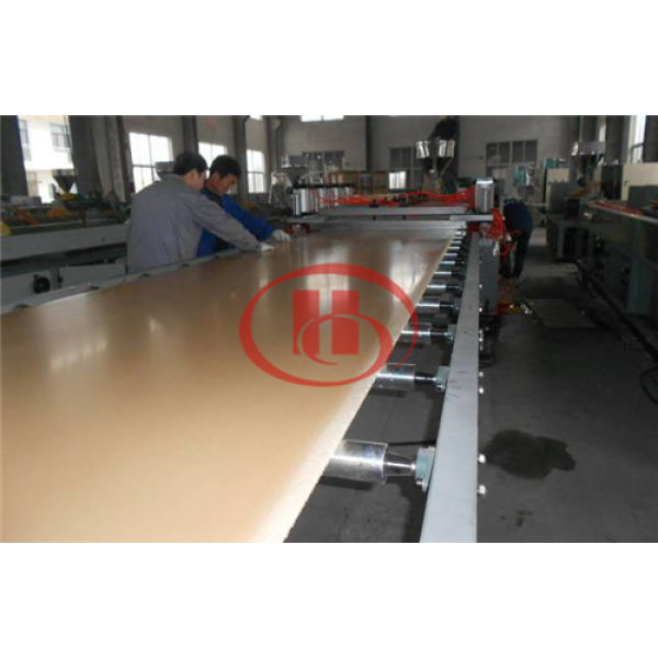 80/173 WPC board production line