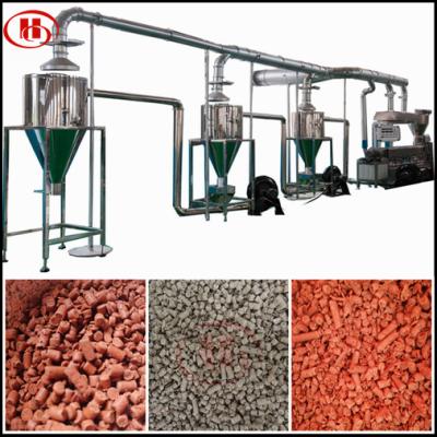 Wpc granule making machine