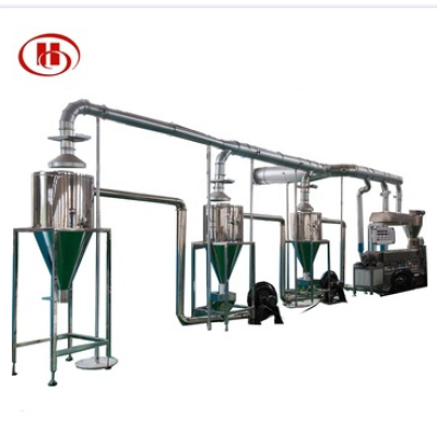 Wood Plastic WPC granule making machine/ WPC pelleting machine