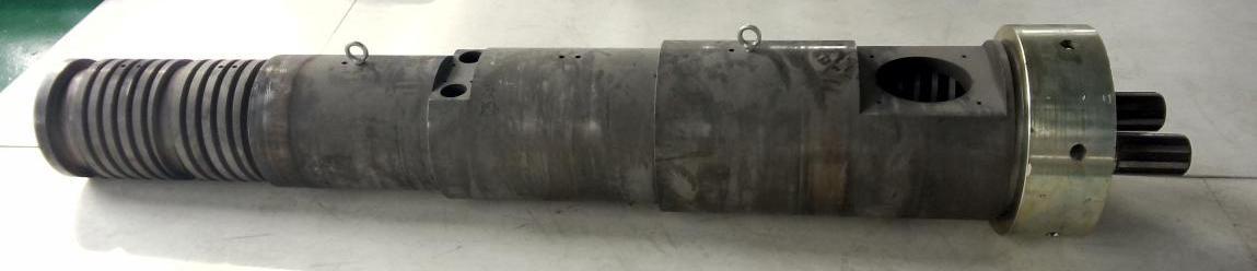 Barrel: with FULL SKD COATING