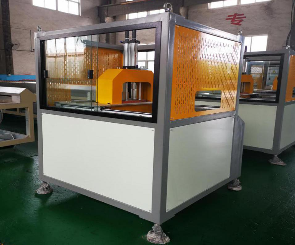 PE WPC Automatic cutter