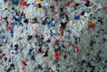 Waste Plastic PP PE