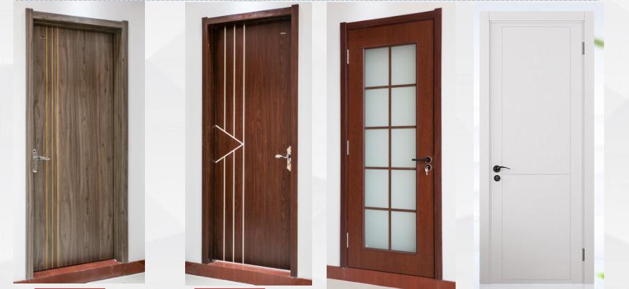 PVC WPC door
