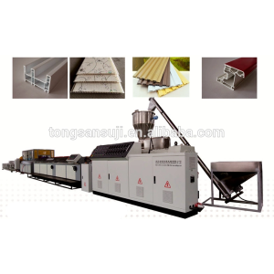 PVC Ceiling Panel Making Machine for making faise ceiling