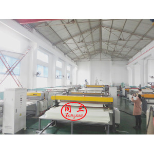Hollow Structure Recycling PP Polypropylene Boxes Partition Corrugated Sheet Making Machine With CE
