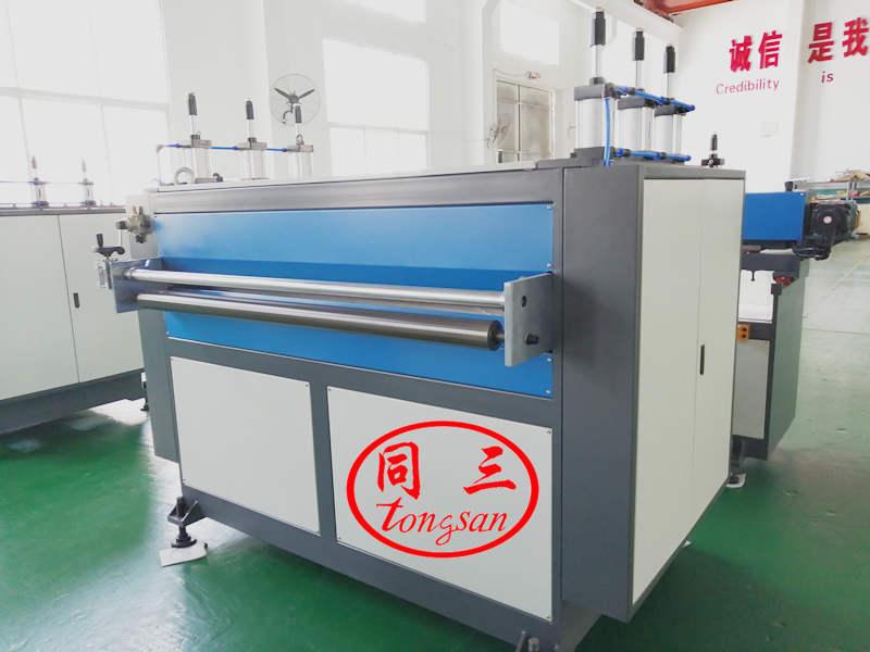 Haul off machine 2nd PP corrugated sheet machine