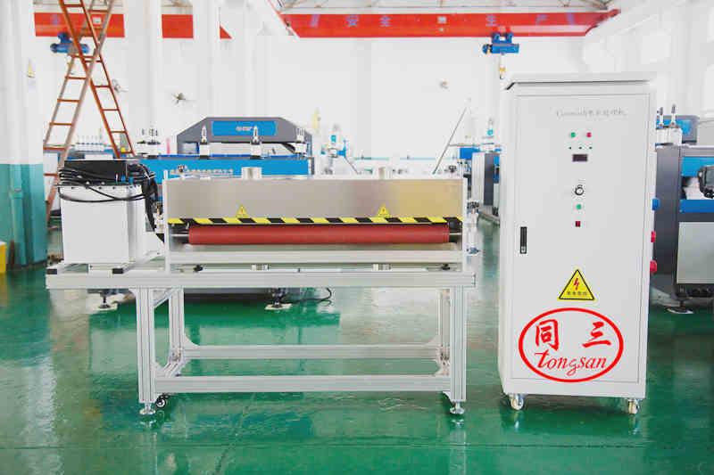 Corona treatment for PP corrugated sheet machine