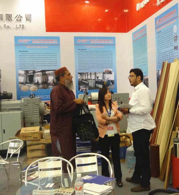 Qingdao Tongsan in Plastimagen Mexico 2019
