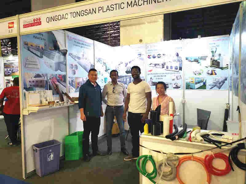 Qingdao Tongsan in PlAST PRINT PACK ETHIOPIA 2019.