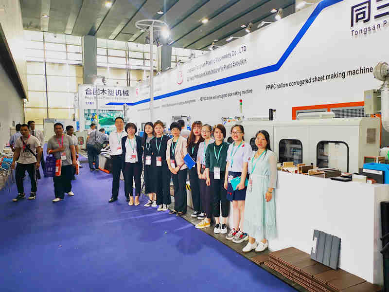 Qingdao Tongsan In China Plas 2019