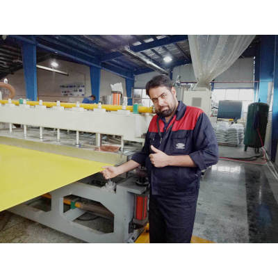 New Type Anti-aging  PP Polycarbonate Roofing Decoration Board Making Machine At Best Price