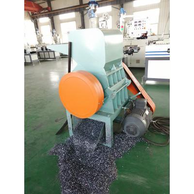 Tongsan  SWP 160  plastic shredder crusher machine for plastic corrugated sheet