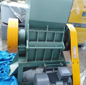Prix de fabricant de broyeur de plastique recyclé de déchiqueteur en plastique de Tongsan Swp360