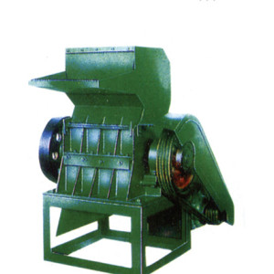 Tongsan SWP 260  plastic shredder crusher machine for plastic corrugated sheet