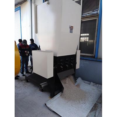 Tongsan swp 630 Plastic shredder recycled plastic crusher machine manufacturer price