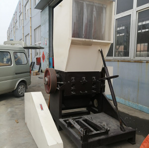 Tongsan swp 630 Plastic shredder recycled plastic crusher machine manufacturer price
