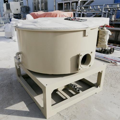 Tongsan SHL800A Mélangeur pour mélange de matériaux en feuilles creuses en PP