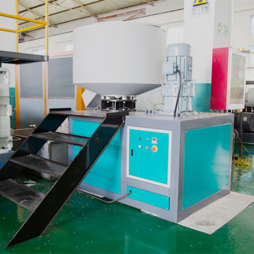 Tongsan SHL800A Cold mixer for PP hollow grid plate raw material mixing