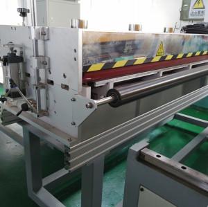Machine de traitement de corona de RCH-1350 pour la préparation de surface ondulée creuse de feuille de pp