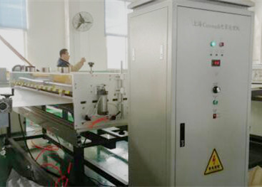 RCH-2100 Corona Machine  for PP hollow sheet surface