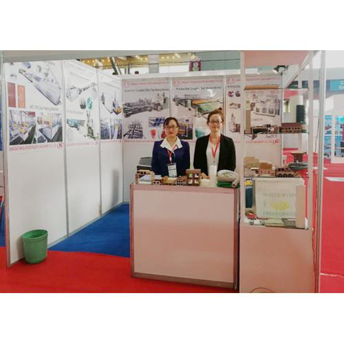 Qingdao Tongsan at  Pakistan Industrial Expo 2th  to 4th September 2019