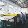 La feuille ondulée creuse de pp d'épaisseur de 1.7mm avec la chaîne de production de fillmatch de 40% testant avec succès