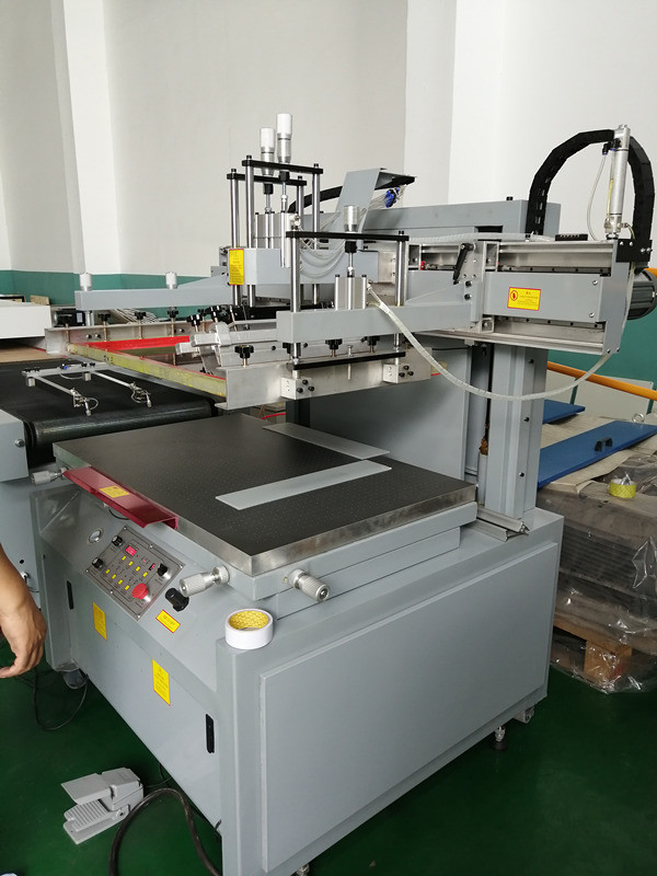 screen printer for PP package box sheet