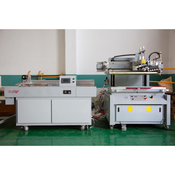 Manual Silk screen printer for PP package box