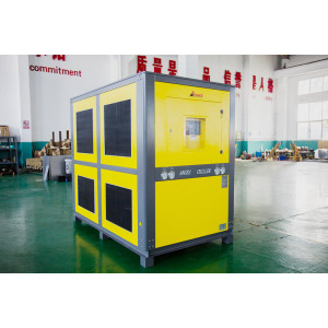30HP Angus Air Cooling Water Chiller for PP corrugated sheet   production line
