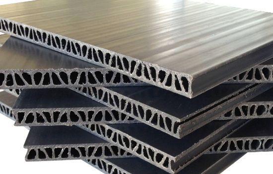 Qingdao Tongsan construction guarantee measures for PP hollow corrugated building template