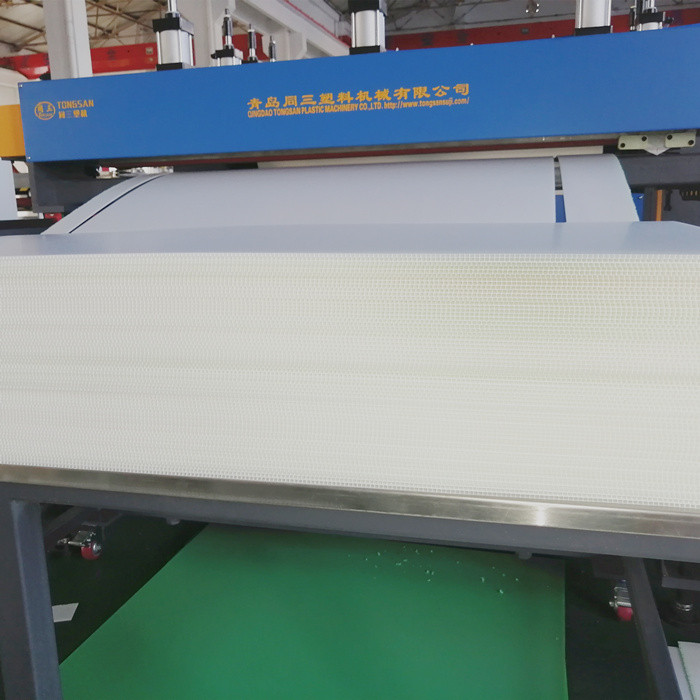 Increased the demand for PP hollow corrugated sheet