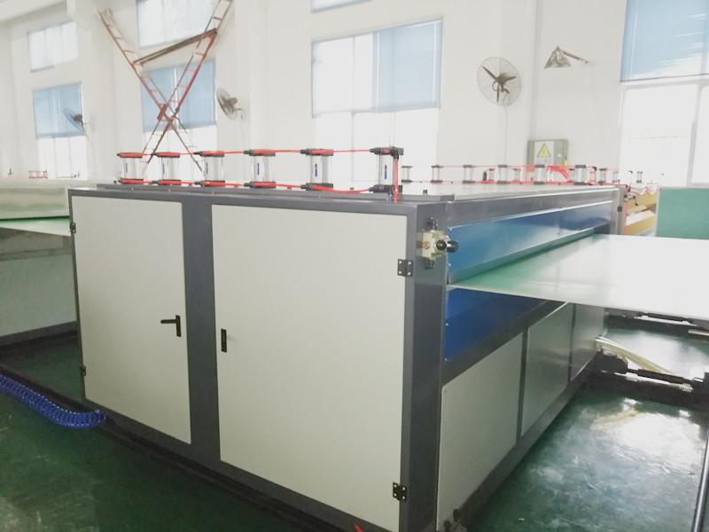 haulf off machine for PP corrugated sheet machine