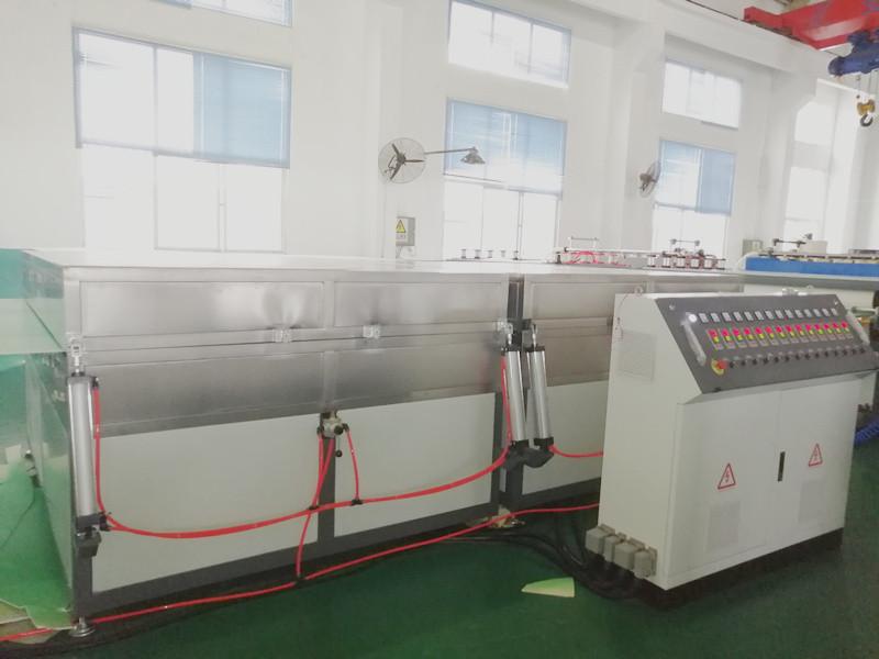 Oven machine for PP corrugated sheet machine