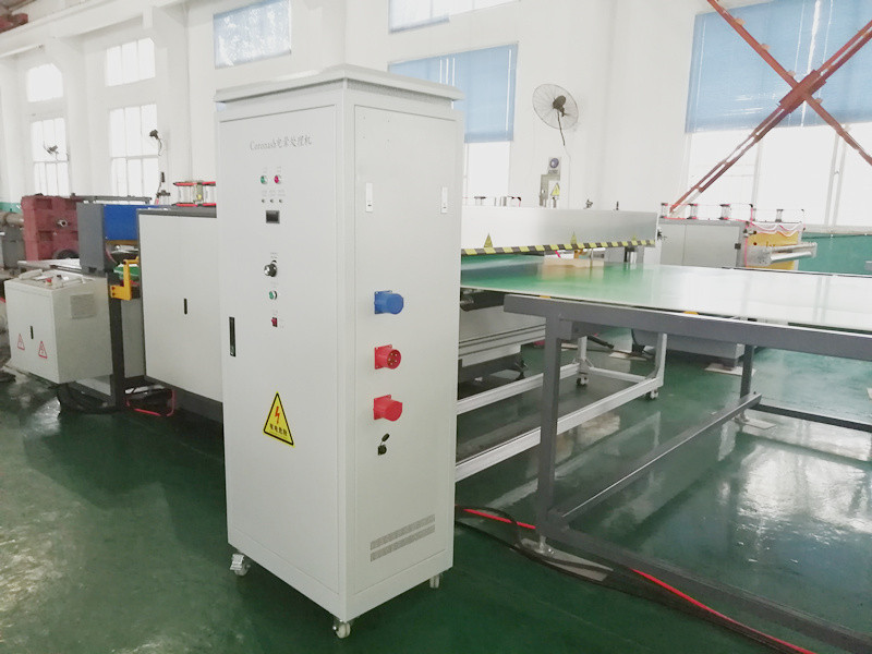 Corona treatment for PP sheet machine