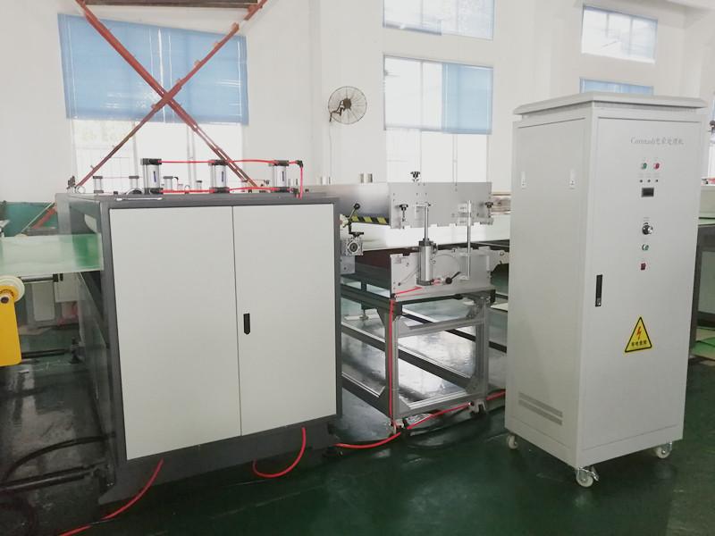 Haul off machine for PP sheet machine