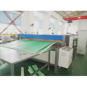 PP PE PC Plastic Hollow Corrugaed Board Manufacturing  Machine Price With CE