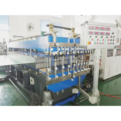 PP PE PC Plastic Hollow Sheet  Shredding Machine Factory In China Price