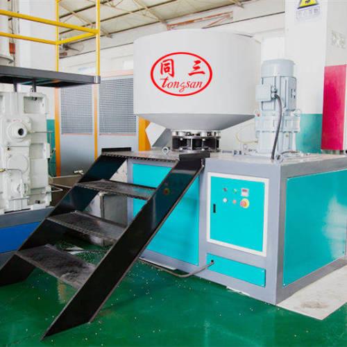 Tongsan SHL1000A Mélangeur pour mélange de matériaux en feuilles creuses en PP