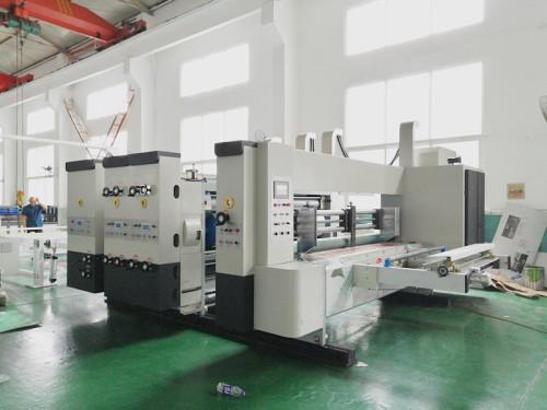 Presse de découpage en plastique creuse de réseau de presse de découpage automatique automatique PP