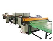 L'avantage de la machine de fabrication de feuilles ondulées creuses de Tongsan?