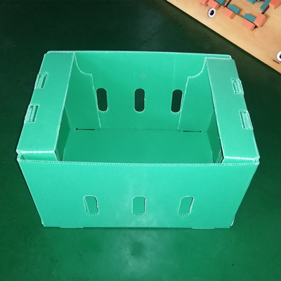 pp hollow corrugated box