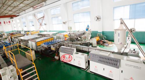High quality PP corrugated hollow sheet fruit box making machine price