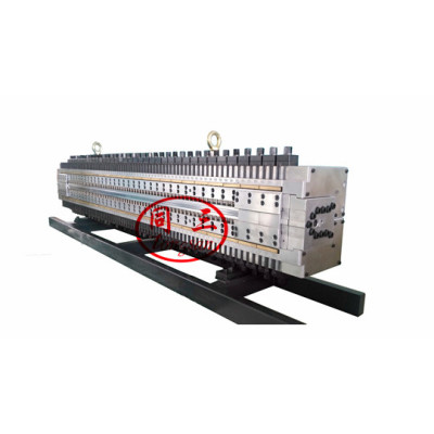PP hollow corrugated sheet corrugated box manufacturing machine mold