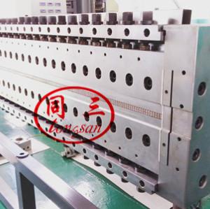 Moule creux de machine de fabrication de boîte ondulée de feuille ondulée de pp