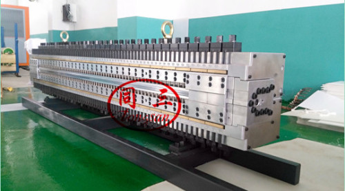 PP hollow grid  sheet corrugated box making machine mold for sale